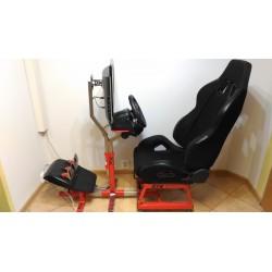 KFK v3 (Kokpit Fotela Kierowcy) Bez ręcznej regulacji prowadnic